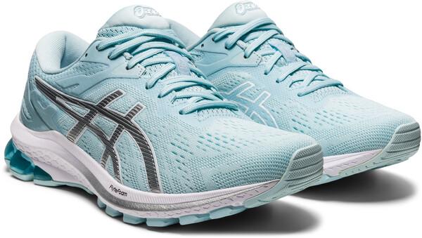 ASICS GT-1000 10 Women's Running Shoes Turquoise/Black 2021